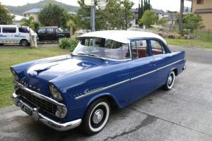 1962 EK Holden Original Papers Awesome Condition in Brisbane, QLD
