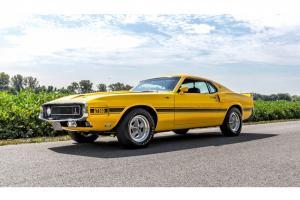 1969 Shelby GT500 Drag Pack, 17k Original Miles, Build Sheet, Marti Report, etc.