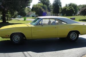 1970 Dodge Charger 500  - Near Survivor condition 59.900 miles 1.5 owners