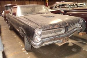 1965 PONTIAC GTO ORIGINAL MUSCLE EASY VALUABLE PROJECT