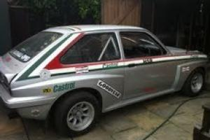 1979 VAUXHALL CHEVETTE HSR LOOKALIKE 2LTR VAXHAUL REDTOP ENGINE TWIN 45 CARBS
