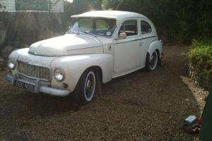 Volvo PV 544 Sports Saloon.
