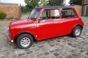 Mini Cooper S 1971 Mk3