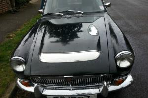 MGC GT 1969 3000CC - MOT- MAY 2014 IDEAL RESTORATION PROJECT