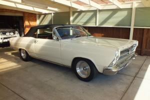 1966 Ford Fairlane XL500 Suit XY XW XA