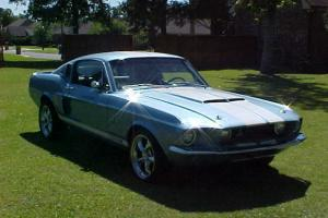 1967 Ford Mustang Shelby Fastback Restomod