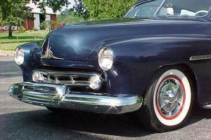 1951 Mercury Full Custom, Kustom, hot street rat rod