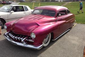 1950 Mercury Custom Lead Sled NO RESERVE