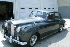 1960 ROLLS ROYCE  CLOUD  II CLASSIC CAR