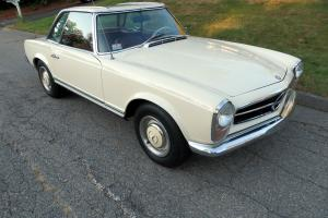 Automatic, Low Miles, Restored, Both Tops, Rear Jump Seat, Tools non 250SL 280SL