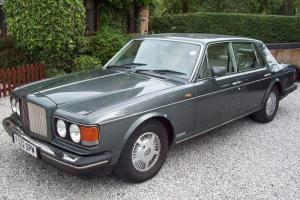 1989 Bentley Eight ready to use