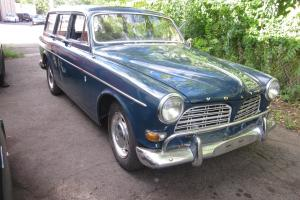 1966 Volvo 122S wagon, thoroughly rebuilt classic vintage sports car Photo