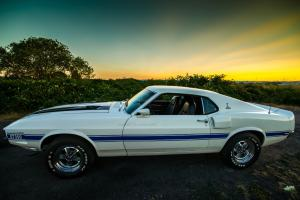 "1970 SHELBY GT350 FASTBACK....A RARE ""ONE OWNER CAR"""