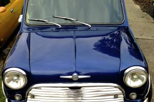 Morris Mini Deluxe 1966 2D Sedan 4 SP Manual 998 CC Carb