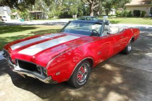 2 door convertible 1969 442