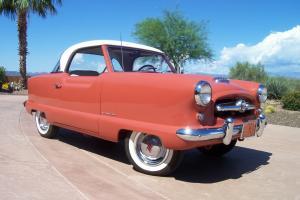 1956 Nash Metropolitan Hardtop