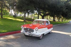 CLASSIC CAR 1960 Nash Metropolitan   Antique car