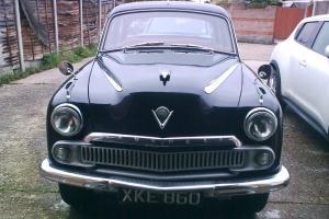 vauxhall velox / cresta 1956