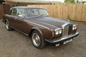 1978 Rolls Royce SIlver Shadow 11 A beautiful example 69k miles with History