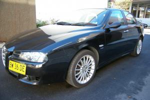 2006 Alfa Romeo 156 V6 Sedan Auto LOG Books 100 143km Great CAR LO Reserve in Melbourne, VIC