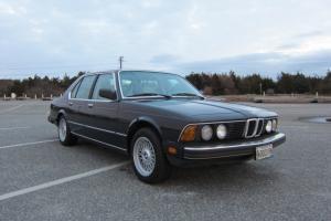 1986 BMW L7 E23 735i NO RESERVE! Photo