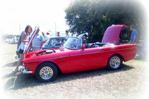 1966 Sunbeam Tiger Base 4.3L