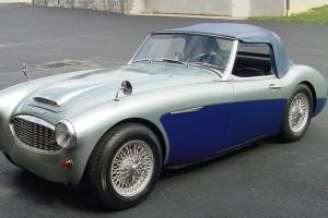 1959 Austin Healey 3000 Mark I Photo