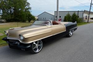 1956 Cadillac Custom, Derick Samson, Sled, Custom, Rare, Historic