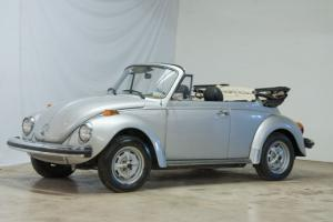 1979 Beetle Cariolet Convertable