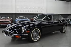 30000 mile TWO OWNER well PRESERVED 12 cyl XKE