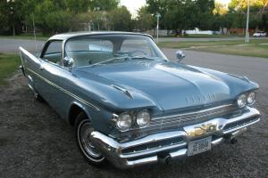1959 DeSoto Firesweep 2 Door Hardtop 5.9L 361Cu. In. V8 Montana Car