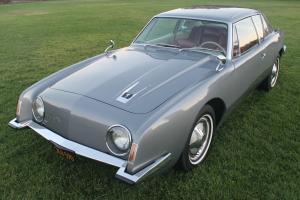 1963 AVANTI R1 (2-OWNER BLACK PLATE CA CAR) STUDEBAKER R2 1964