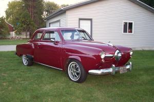 1950 Studebaker 2 Door