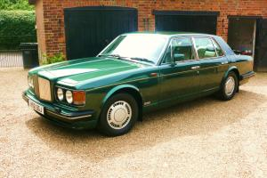 1991 BENTLEY TURBO R