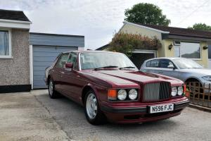 1995 BENTLEY TURBO S