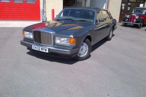 1988 Bentley Mulsanne S 6.6 V8 Auto 6750cc Petrol