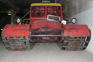 1968 SNOW TRAC MASTER ST4B Vintage Snowmobile ATV