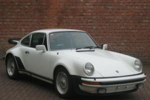 Porsche 911 3.0 Turbo 1977 LHD 25000 Miles