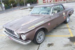Dodge 1962 Polara