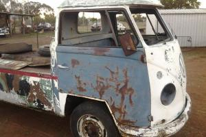 1958 VW Kombi Split Window Single CAB 1932 1933 1934 1940 Mercury Holden Ford