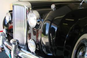 1960 Bentley / Rippon Brothers Coachworks