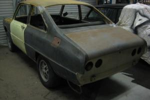 Genuine Mazda R100 Coupe Rolling Shell Rotary Project NO Reserve in Central Highlands, VIC