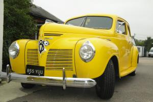 1940 PLYMOUTH AMERICAN