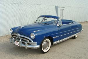 1951 HUDSON HORNET CONVERTIBLE                    TEXAS Photo