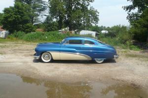 1949 mercurey full custum fuel injected chevy
