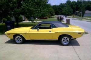 1970 Dodge Challenger RT/SE 440 Magnum Real U Code