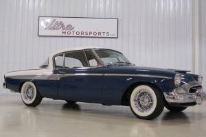 1955 Studebaker Commander - NUT AND BOLT RESTORATION-Automatic 2-Door Coupe