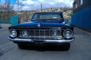 1962 PLYMOUTH BLACK