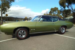 Pontiac GTO 1969 California Rust Free Matching  for Sale