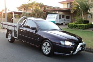 Holden Commodore 2004 VY11 SS ONE Toner 6SPEED Manual V8 in Brisbane, QLD